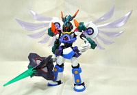 No.01 カスタムアキレス 第2回 ダンボール戦機LBXプラモデルコンテスト