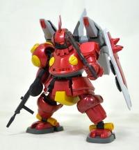 No.19 デクー  おとなLBX部門 第1回 ダンボール戦機 LBXプラモデルコンテスト