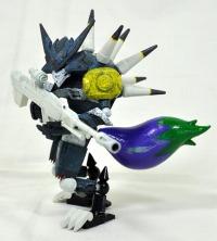 No.22 ハンター  おとなLBX部門 第1回 ダンボール戦機 LBXプラモデルコンテスト