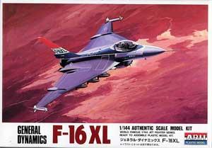 1/144 ジェネラル・ダイナミックス F-16XL