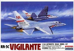 1/144 米海軍機 RA-5C ビジランティ