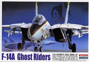 1/144 F-14A トムキャット ゴーストライダーズ