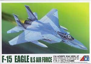 1/144 F-15 イーグル アメリカ空軍