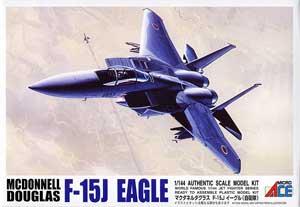 1/144 F-15J イーグル 自衛隊
