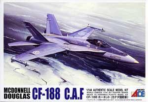 1/144 CF-188 ホーネット カナダ国防軍