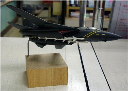 マイクロエース 1/144 F-14 ジョリー・ロジャース