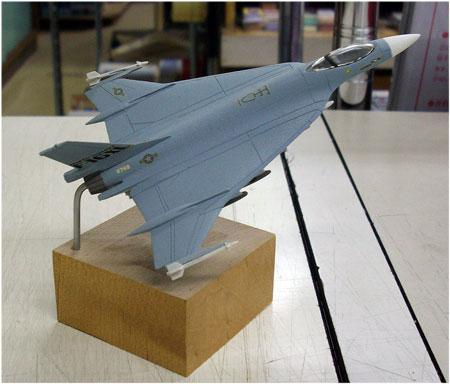 マイクロエース 1/144 ジェネラル・ダイナミックス F-16XL