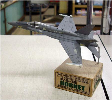 マイクロエース 1/144 米海兵隊 F/A-18 ホーネット