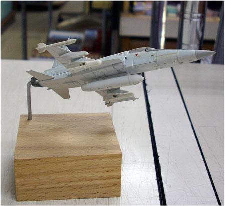 マイクロエース 1/144 F-20 タイガーシャーク