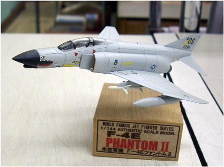 マイクロエース 1/144 米空軍機 F-4E ファントムII
