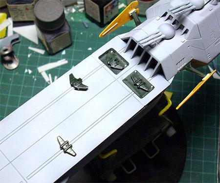 ガルマンガミラス戦闘空母