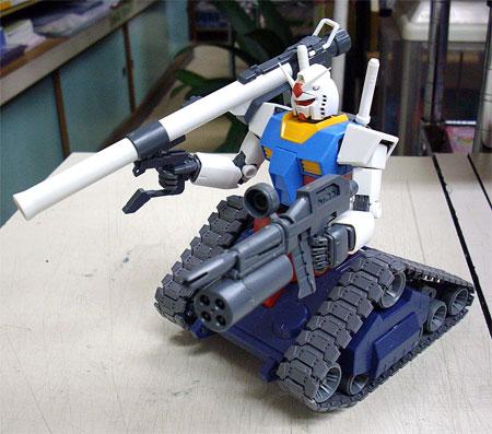 MG ガンタンク V作戦