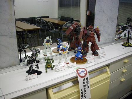 第7回キャラクタープラモデルコンテスト 結果発表