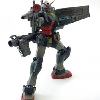 撃て!ガンダム 第7回キャラクタープラモデルコンテスト
