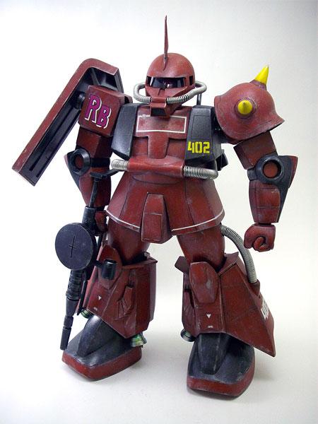 MS-06R-2 ジョニーライデン専用ザク 第7回キャラクタープラモデルコンテスト