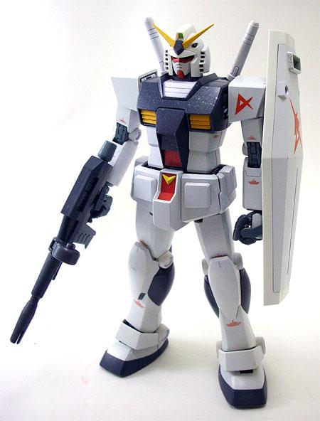 RX-78-P ガンダム(サイコフレーム試験型) 第7回キャラクタープラモデルコンテスト