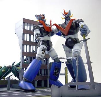 激闘 Wマジンガー 第7回キャラクタープラモデルコンテスト