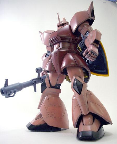 シャア専用ゲルググ 第7回キャラクタープラモデルコンテスト