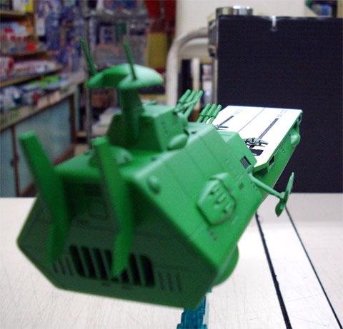 ガルマンガミラス戦闘空母 宇宙戦艦ヤマト バンダイ