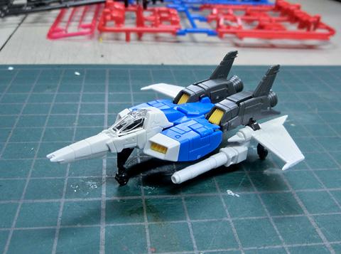 RG 1/144 RX-78GP01 ガンダム試作1号機ゼフィランサス プラモデル サンプル製作レビュー タギミ