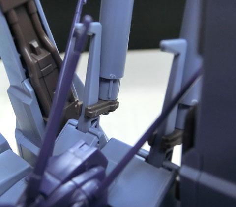 HGUC 1/144 ドーベンウルフ ユニコーンVer. サンプル製作レビュー プラモデル 機動戦士ガンダムUC バンダイ