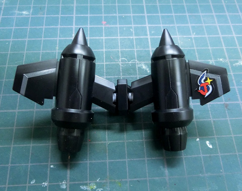 LBX バル・ダイバー サンプル製作レビュー プラモデル タギミ ダンボール戦機WARS