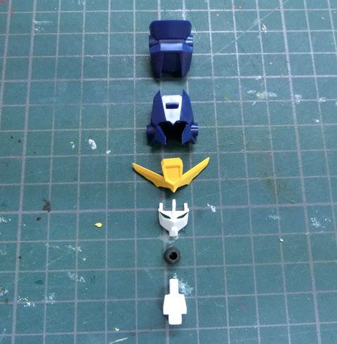 D-スタイル ライジンオー プラモデル サンプル製作レビュー 絶対無敵ライジンオー タギミ