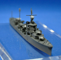No.04 防空巡洋艦 「十勝」 第5回 艦船プラモデルコンテスト タギミ