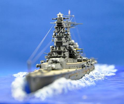 No.05 戦艦「天城」 第5回 艦船プラモデルコンテスト タギミ