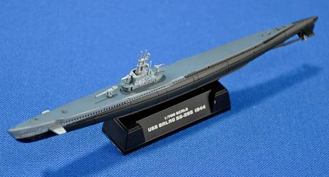 No.06 U.S.S BALAO SS-285 1944 第5回 艦船プラモデルコンテスト タギミ