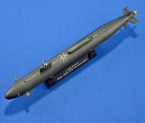 No.08 U.S.S SSN-772 グリーンビル 第5回 艦船プラモデルコンテスト タギミ