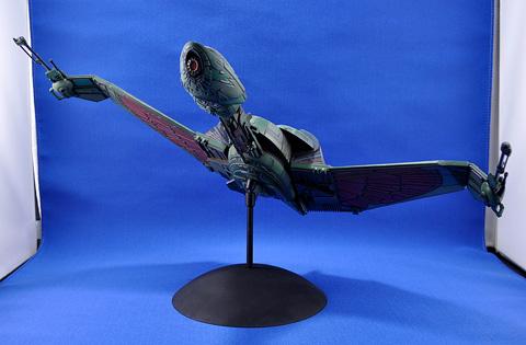 No.16 KLINGON BIRD-OF-PREY 第5回 艦船プラモデルコンテスト タギミ