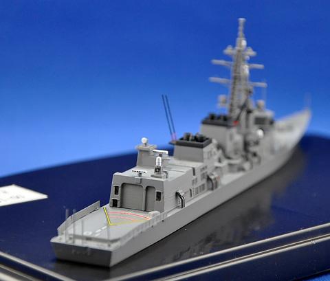 No.17 むらさめ 第5回 艦船プラモデルコンテスト タギミ