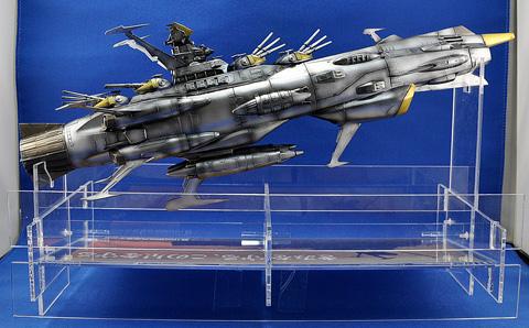No.18 宇宙戦艦 アンドロメダ 2201 第5回 艦船プラモデルコンテスト タギミ