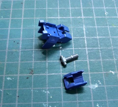 HG 1/144 ビルドガンダムMk-II プラモデル サンプル製作レビュー タギミ