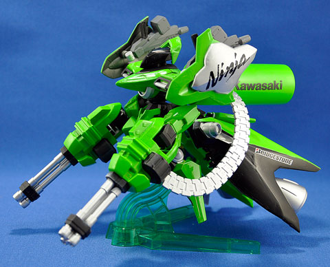 No.07 Zx-Breaker おとなLBX部門 第5回 ダンボール戦機 LBXプラモデルコンテスト タギミ