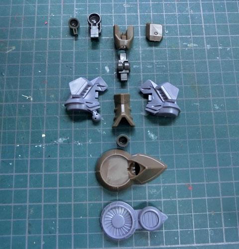 LBX ドットブレイズ サンプル製作レビュー プラモデル ダンボール戦機WARS タギミ