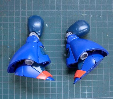 HGUC 1/144 ドライセン サンプル製作レビュー プラモデル タギミ