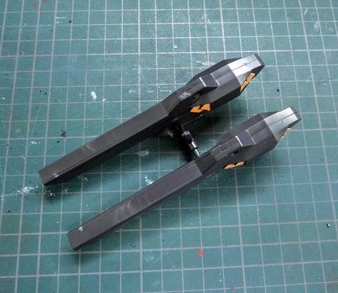 HGBC 1/144 アメイジングウェポンバインダー プラモデル サンプル製作レビュー タギミ