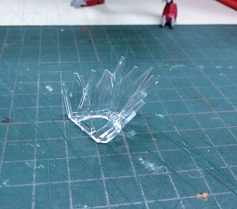 BF ドラゴンボーン プラモデル サンプル製作レビュー マジンボーン タギミ