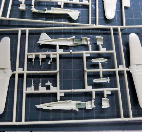 第二次世界大戦期 日本軍戦闘機祭り 1/144 零戦52型 SWEET