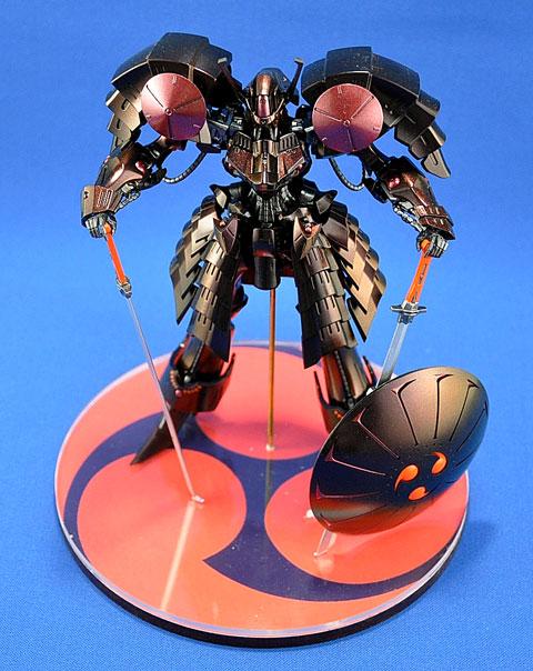 No.02 バッシュ・ザ・ブラックナイト 第12回 キャラクタープラモデルコンテスト タギミ