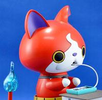 No.21 ジバニャン CMバージョン 第12回 キャラクタープラモデルコンテスト タギミ