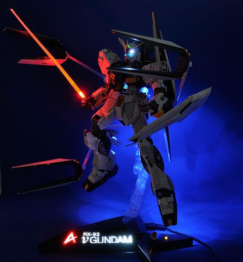 No.22 RX-93 νガンダム 第12回キャラクタープラモデルコンテスト タギミ