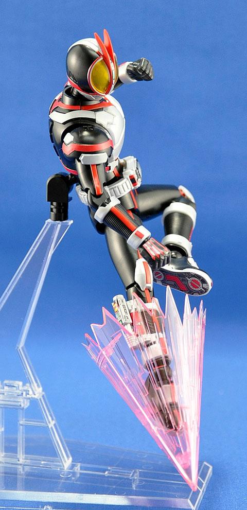 No.27 ライダーキック 第12回キャラクタープラモデルコンテスト タギミ