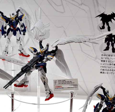 第54回全日本模型ホビーショー プラモデル バンダイ