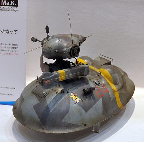 ウェーブ プラモデル 第54回全日本模型ホビーショー