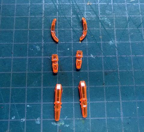HG 1/144 ビルドバーニングガンダム プラモデル サンプル製作レビュー タギミ