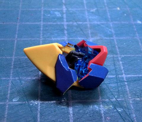 LBX ディ・レギウディア プラモデル サンプル製作レビュー タギミ