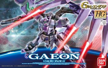 HG 1/144 ジャイオーン プラモデル ガンダム Gのレコンギスタ バンダイ